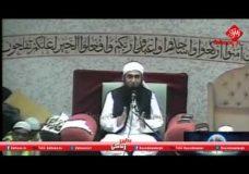 Teray Rab Ka Banaya Howa Nizam|Molana Tariq Jameel Sahab Part 2