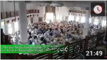 Live Bayan In Baitussalam Masjid Bachon Par Shafqat | Molana Abdus Sattar Sahab