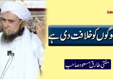 Jin Logon Ko Khilafat Di Hai   People Who Have The Caliphate